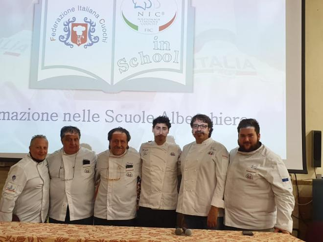 NIC in School Orvieto 25 Novembre 2019